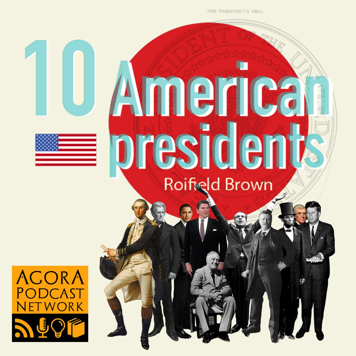 Ep:11 The Presidents Speech - Kevin Stroud - The History of English