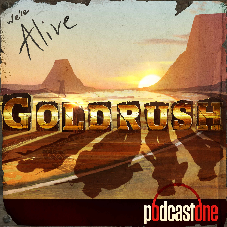 We're Alive: Goldrush - Chapter 9 - El Chupacabra