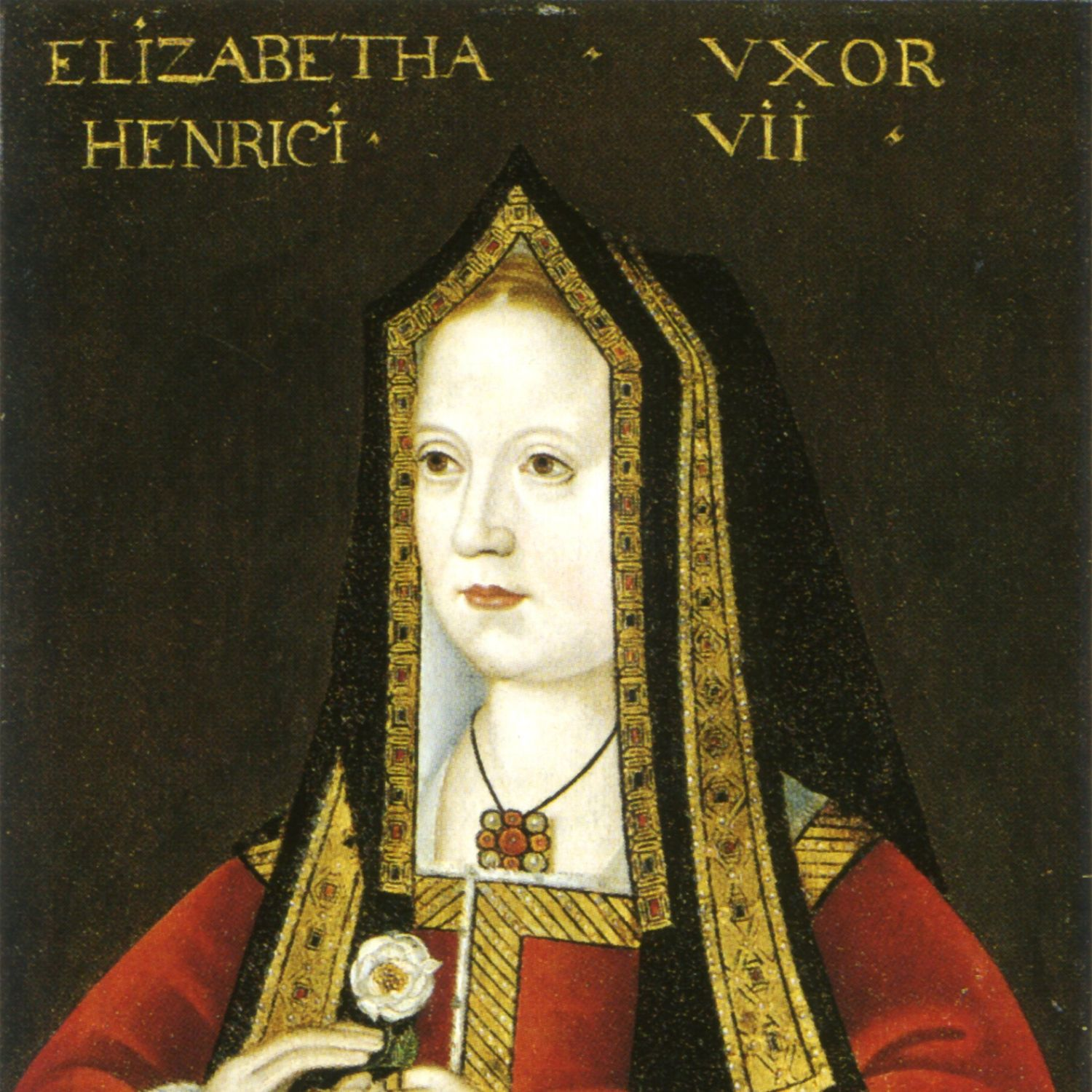 34 - Elizabeth of York (1): The White Rose and the Red