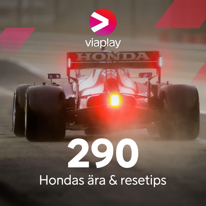 290. Hondas ära & resetips