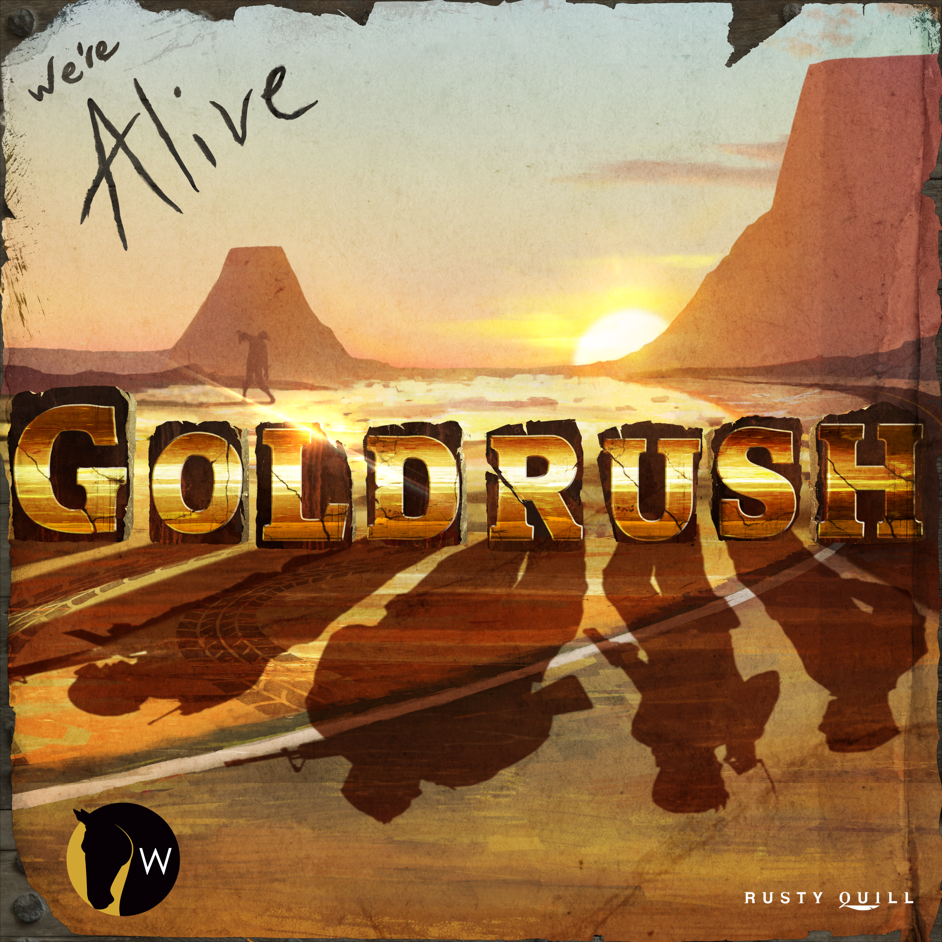 We're Alive: Goldrush - Chapter 7 - The Last Day