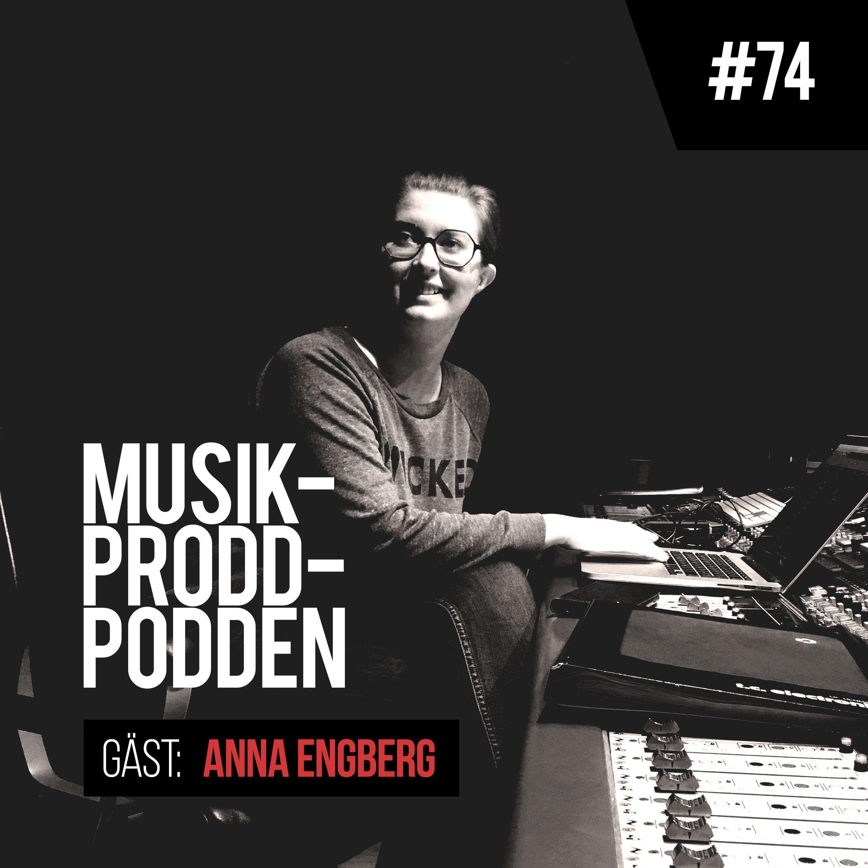 #74 Sinusvågor och tutiga ljud med Anna Engberg