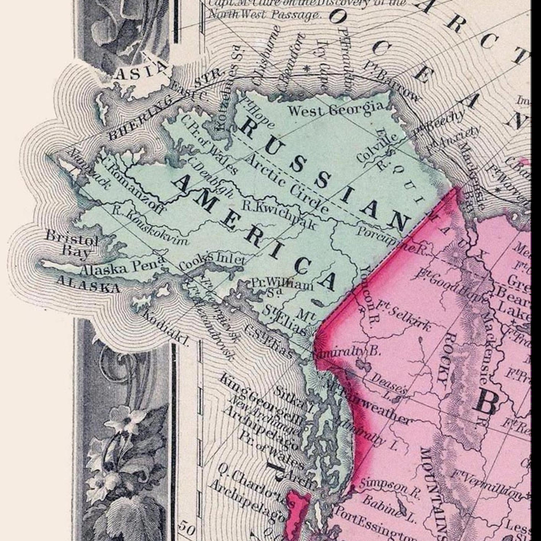 Russian Alaska - Devon Field - Twilight Histories