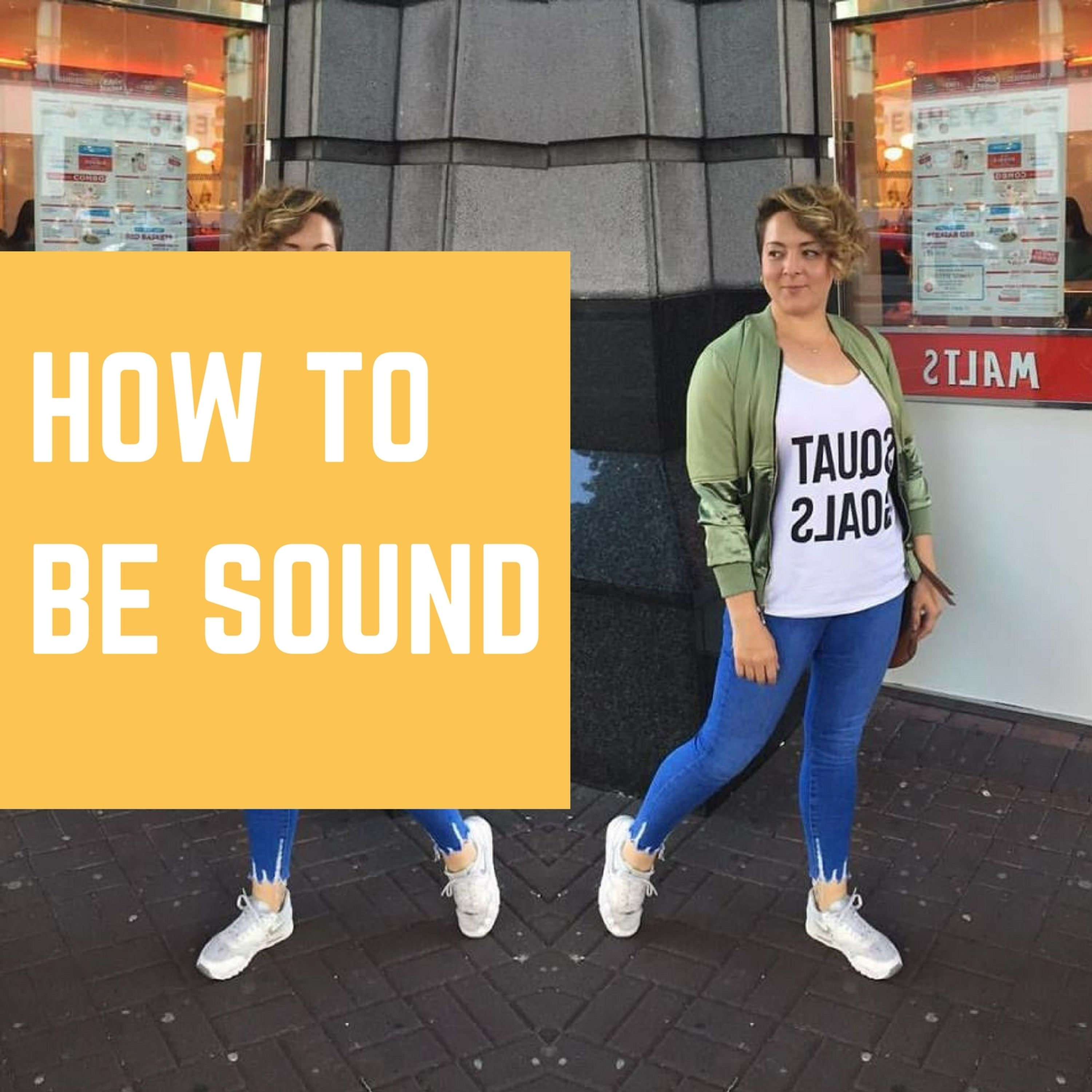 How to be Sound trailer