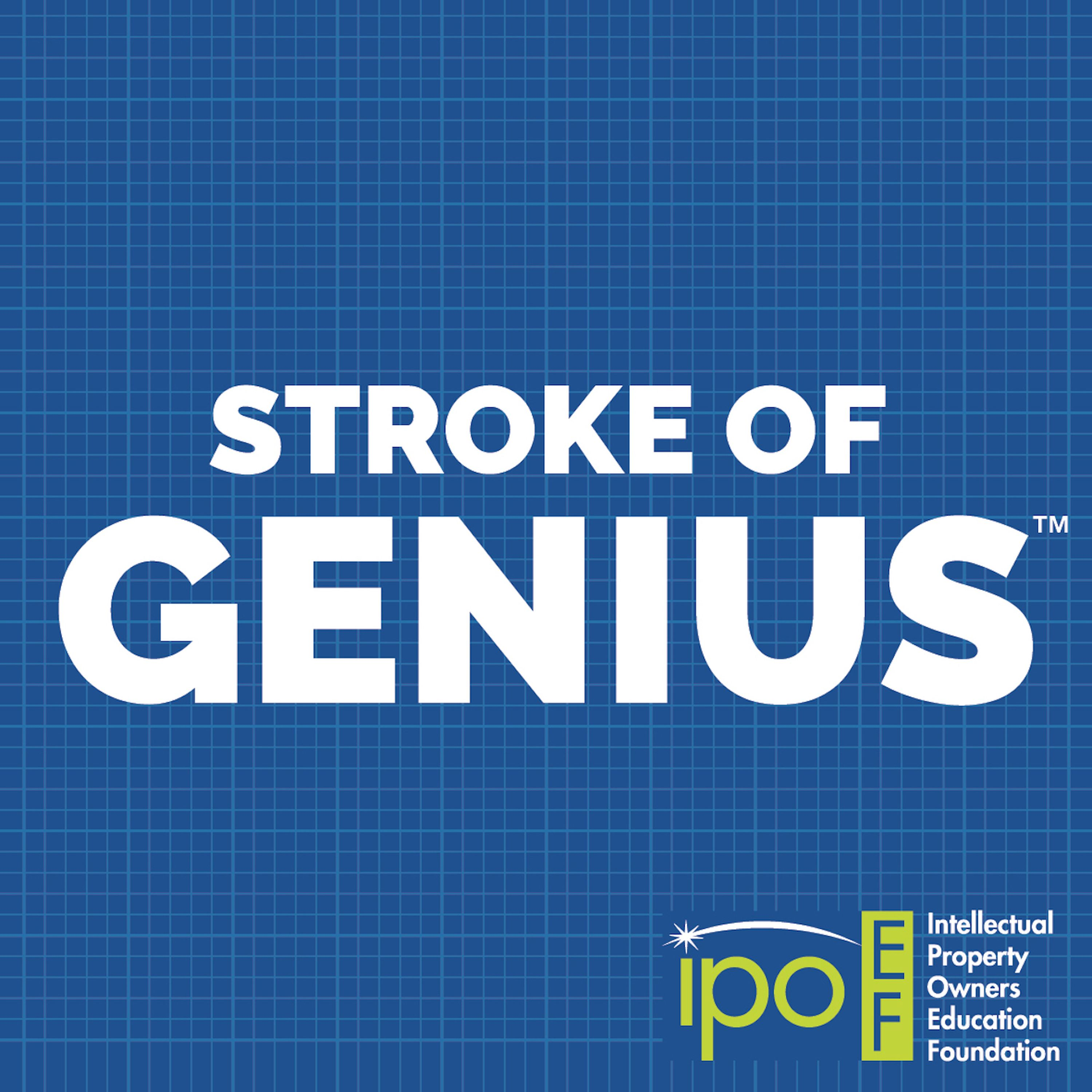 Stroke of Genius - Coming Oct 15!