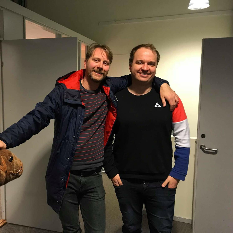 Januarvindu-spesial - Eivind Bisgaard Sundet og Petter Bø Tosterud