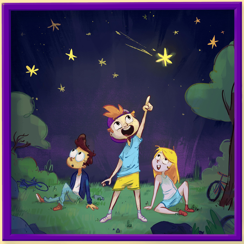 Un été incroyable - S02E01 -La nuit des étoiles filantes