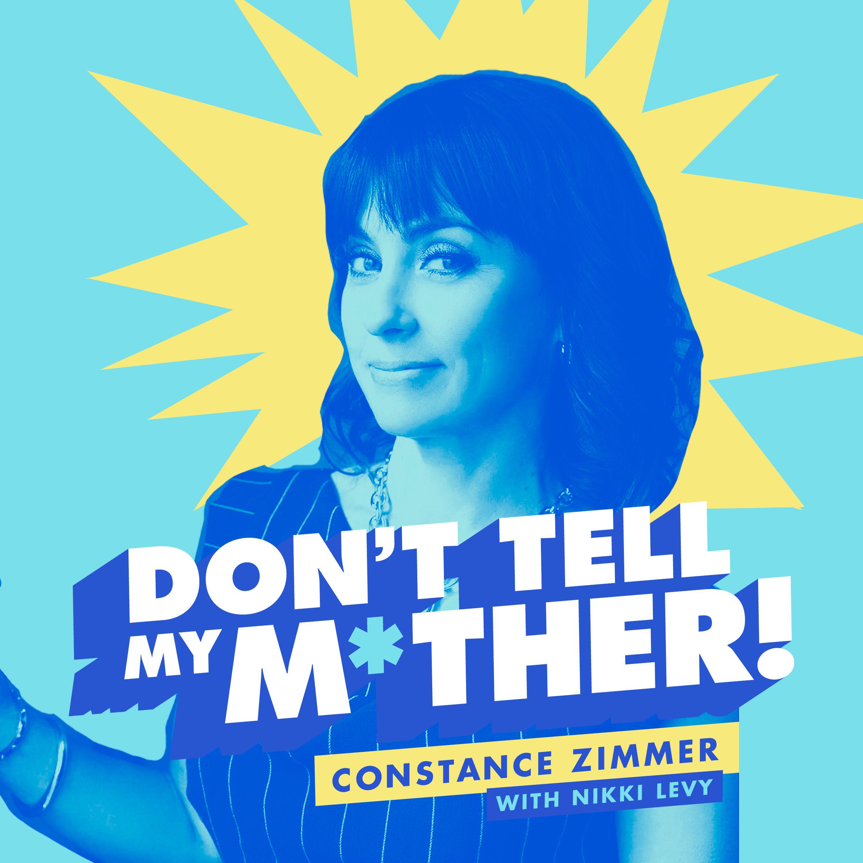 Constance Zimmer Dated A Rock Star, Part 1