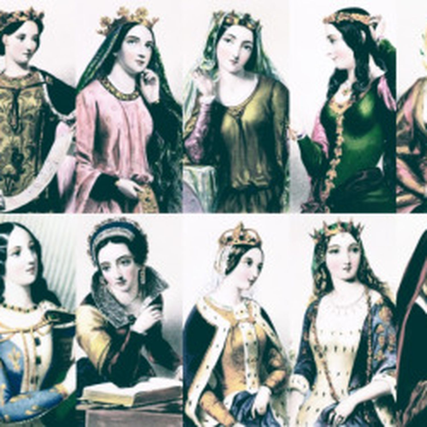 36 - Season 1 Wrap-Up: The Medieval Queens
