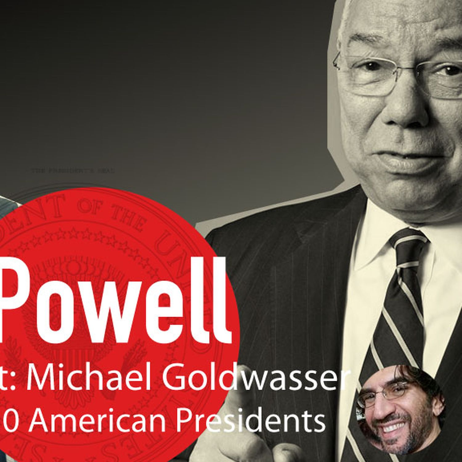 EP:4 – Powell – Micheal Goldwasser – How the shows are made