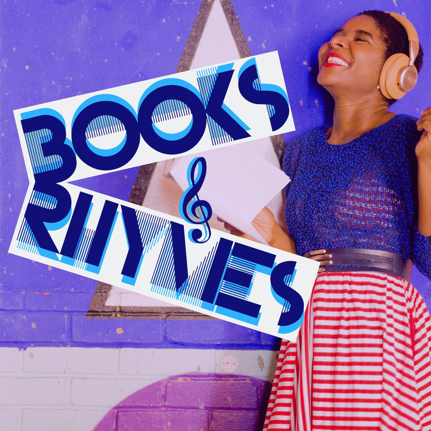 Books & Rhymes, the podcast   Listen via Stitcher for Podcasts