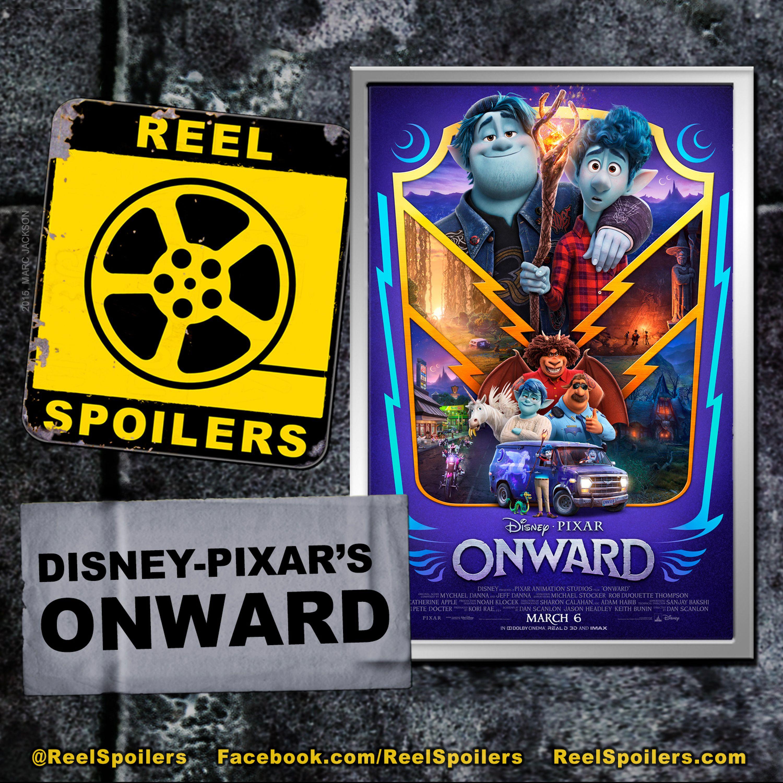 Disney-Pixar's ONWARD Starring Tom Holland, Chris Pratt