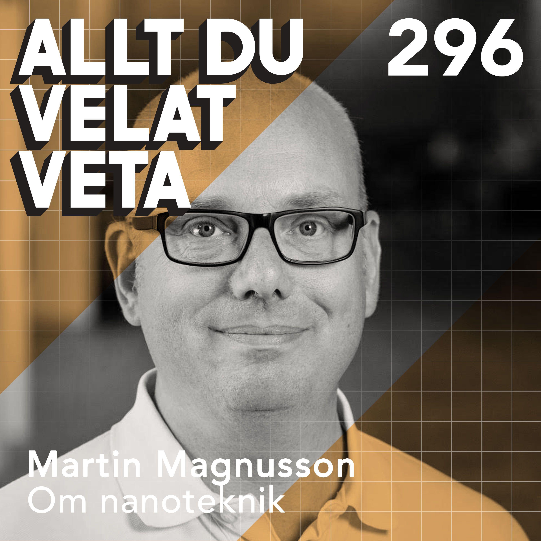 296 Om nanoteknik med Martin Magnusson