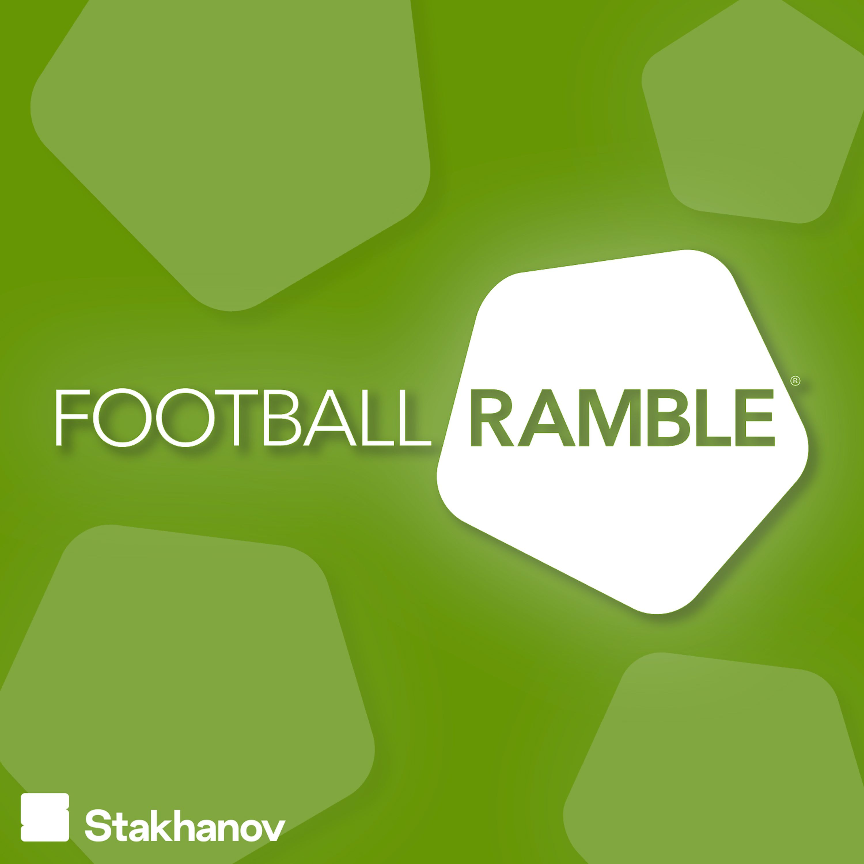 An announcement from Ramble HQ about the 20/21 season!