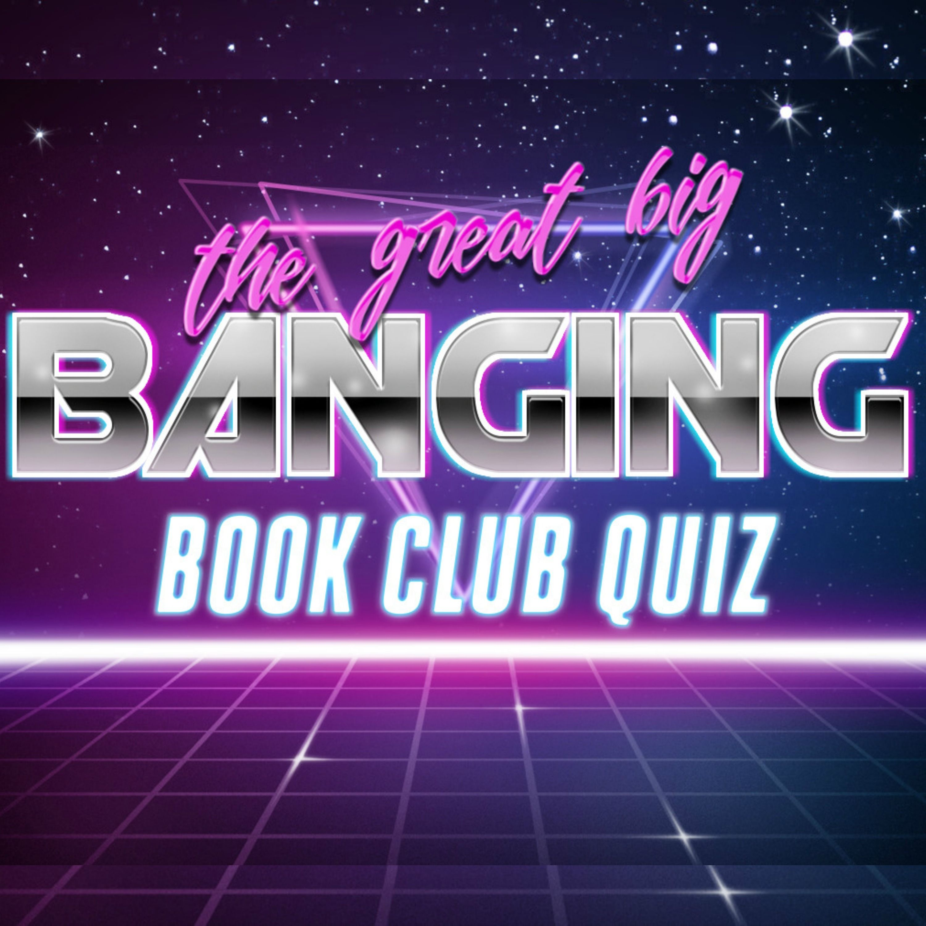 The Great Big Banging Book Club Quiz | S2 November Minisode