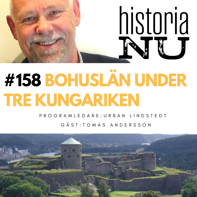 Bohuslän – i tre rikens historiska skärningspunkt