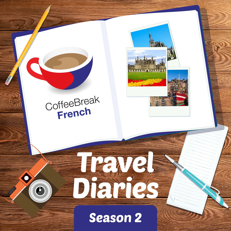 CBF Travel Diaries 2.01 | Paris: un jour, une nuit