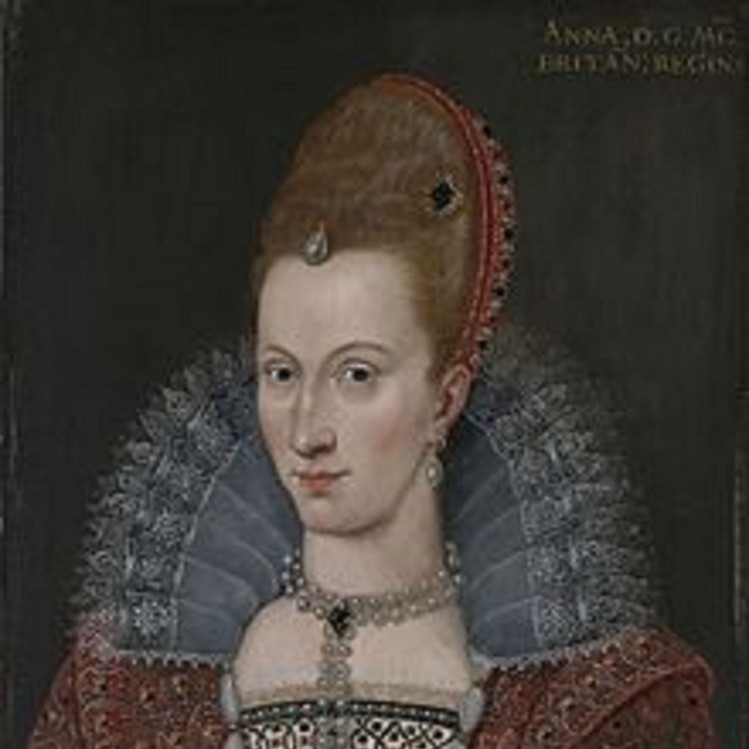 57 - Anne of Denmark (1): A Storm Tossed Lover