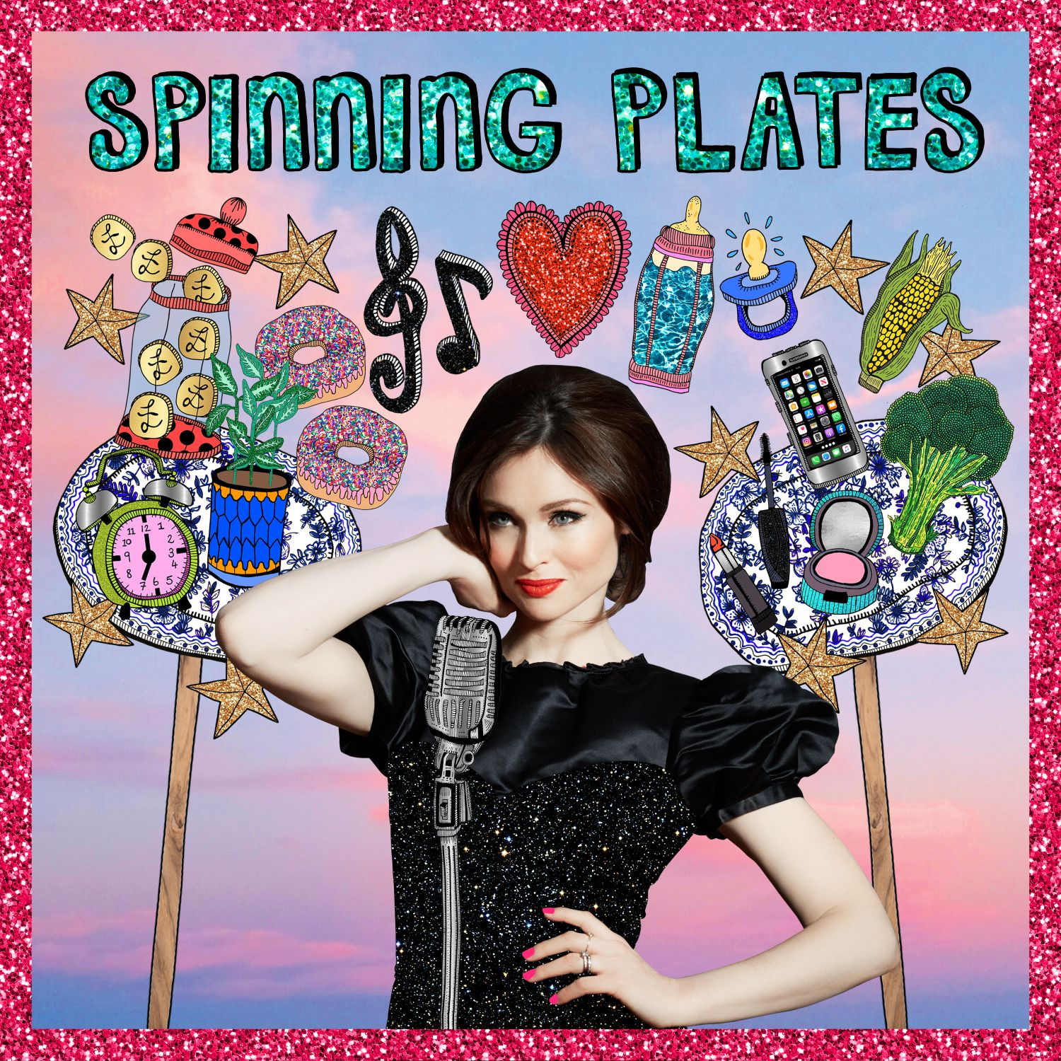 Spinning Plates with Sophie Ellis-Bextor
