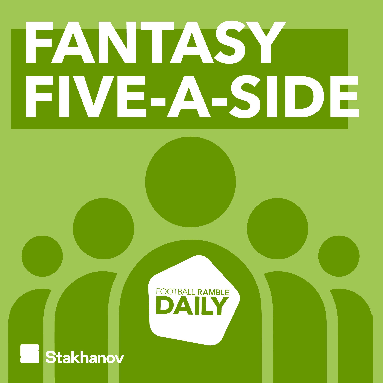 Fantasy Five-a-Side: Scroobius Pip