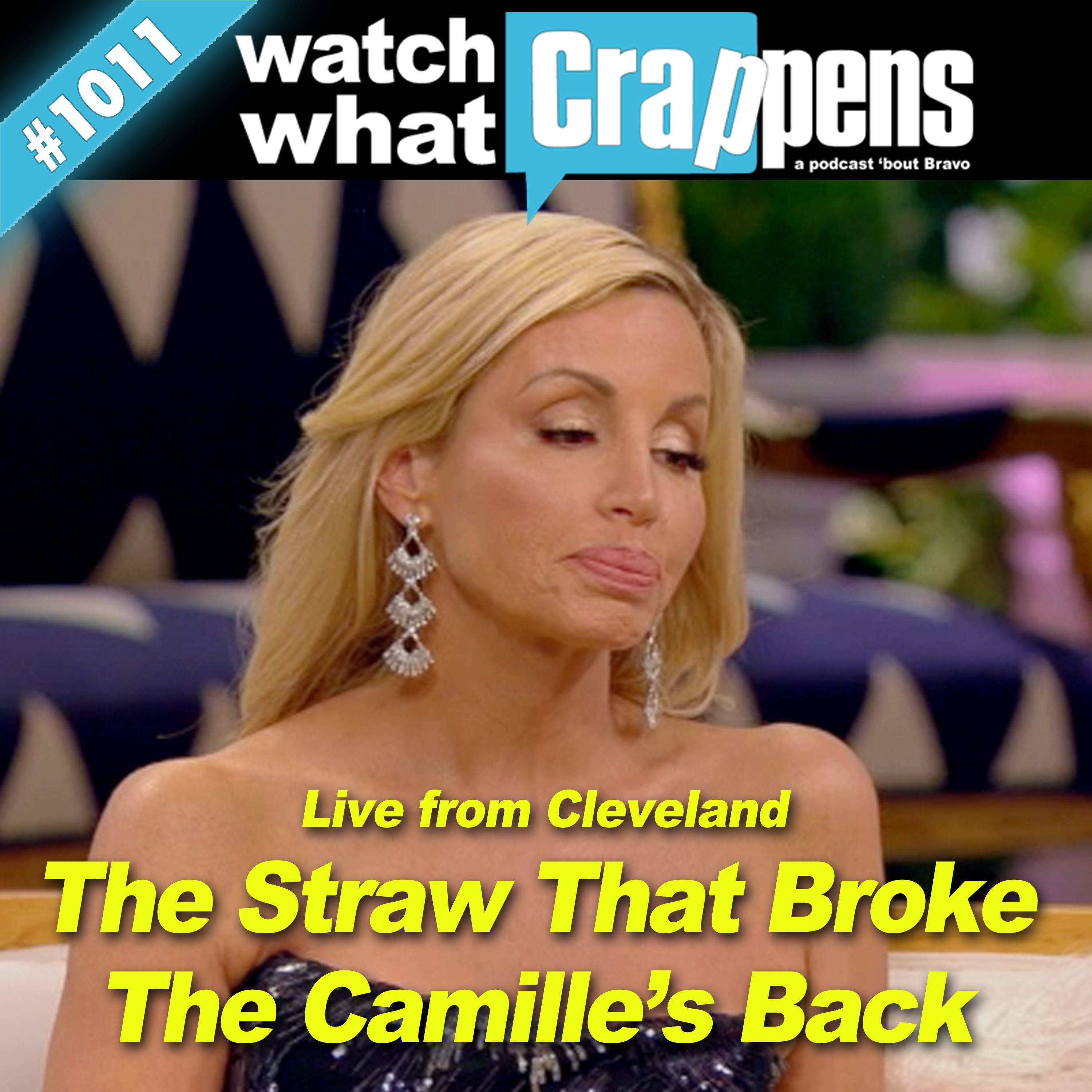RHOBH: The Straw That Broke The Camille's Back - Live from Cleveland!