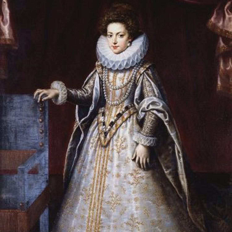 59 - Henrietta Maria of France (1): A Catholic on the Throne