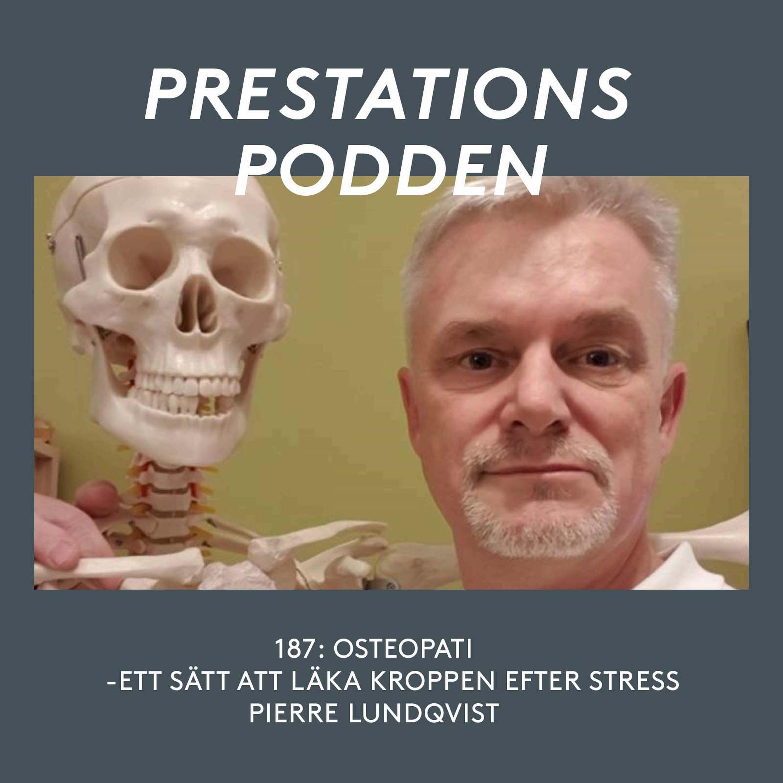 Osteopati: Ett sätt att läka kroppen efter stress - Pierre Lundqvist