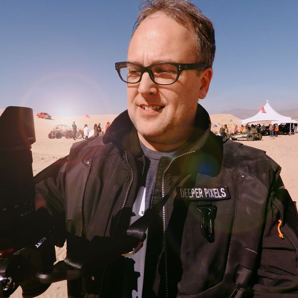 40 Sony A7III's dropped in the desert | The Art of