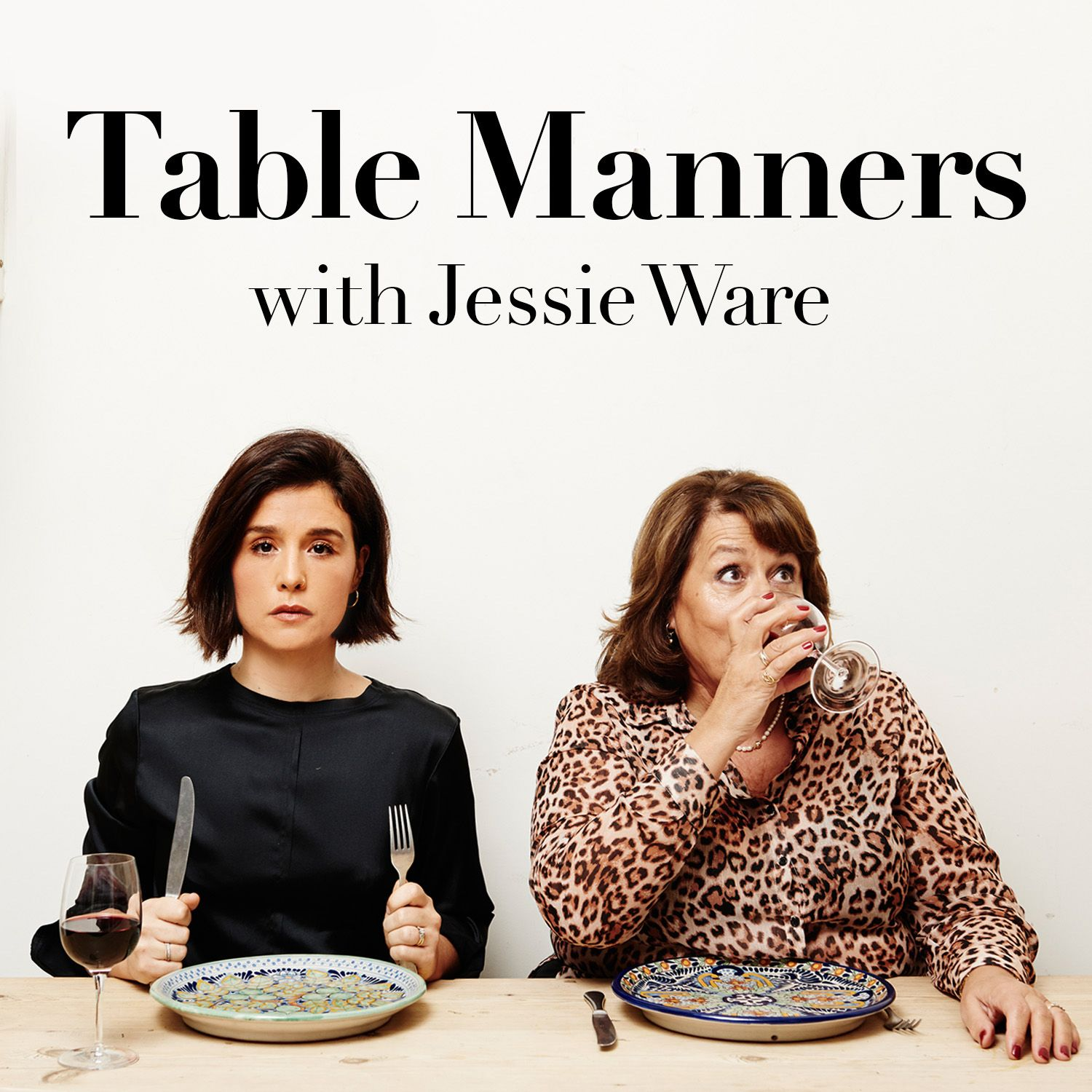 Image result for table manners podcasts poster