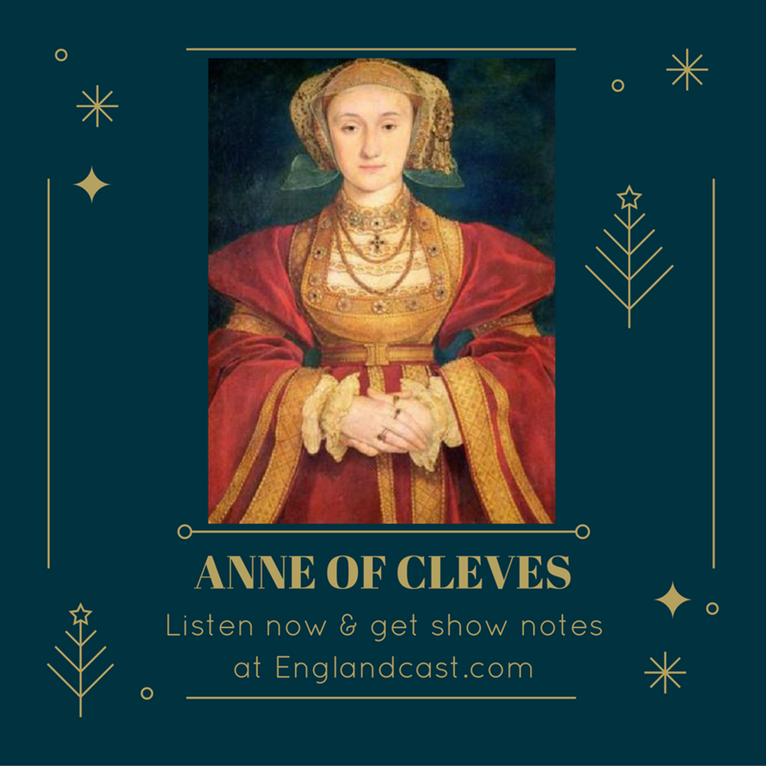 Episode 061: Anne of Cleves