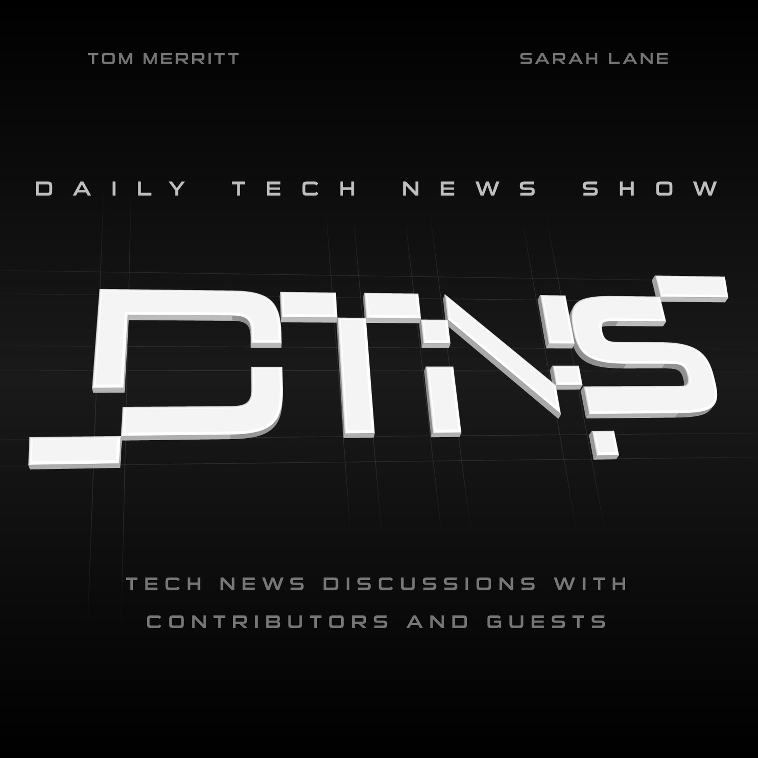 No More Buttons - DTNS 3413
