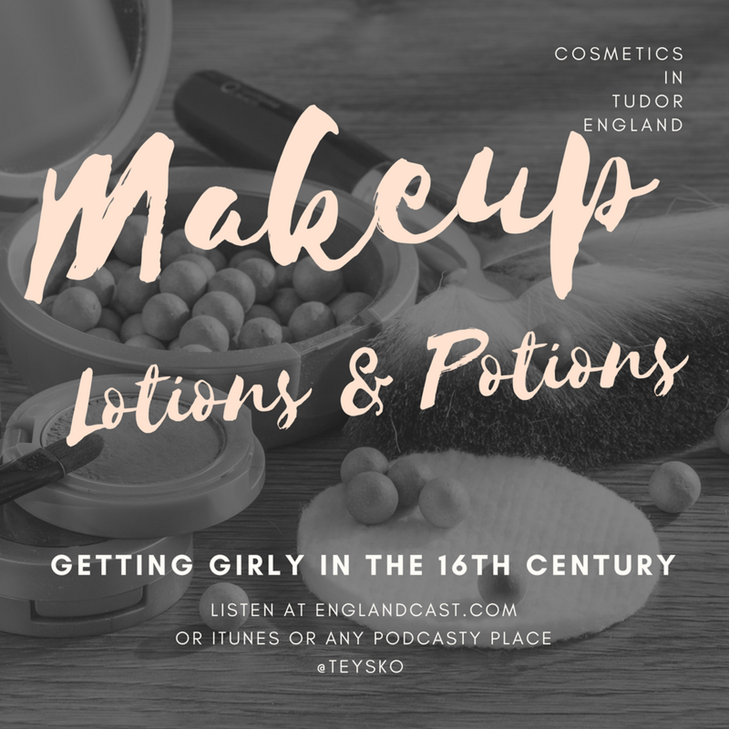 Episode 065: Cosmetics and Makeup (aka indulging my inner girly girl)