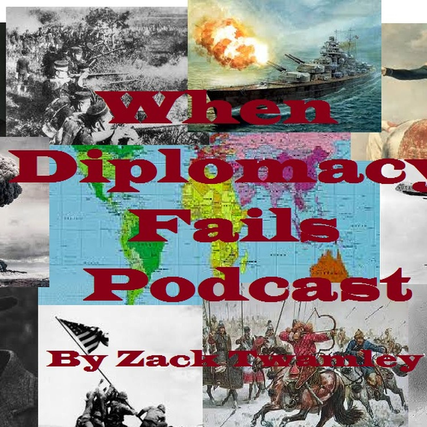 WDF 25.45: SPECIAL= The 30 Years War Part Six: TALK ONE