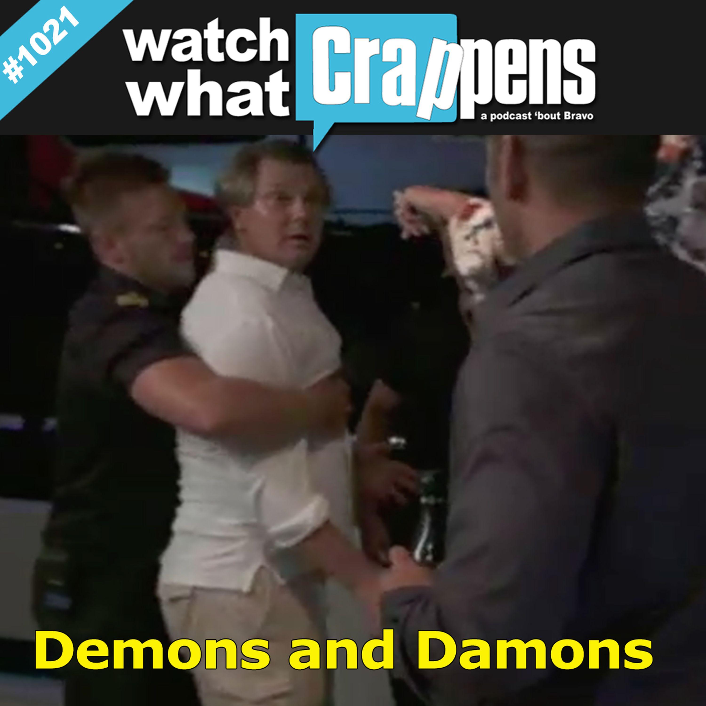 Below Deck Med: Demons and Damons