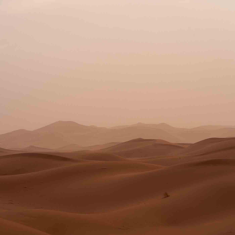 Qu'est-ce qu'un nuage de sable ?