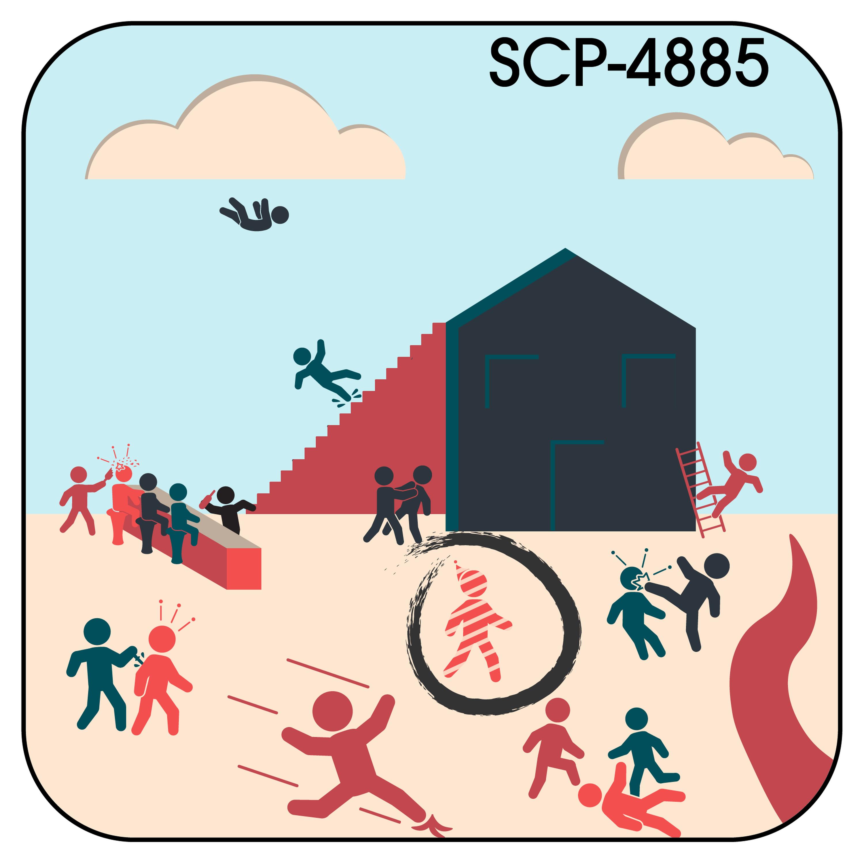 """SCP-4885: """"Find Him"""""""