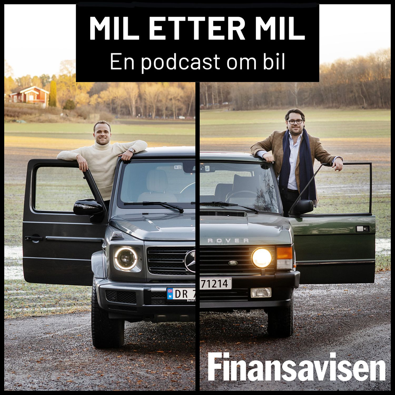 Mil etter mil - en podcast om bil