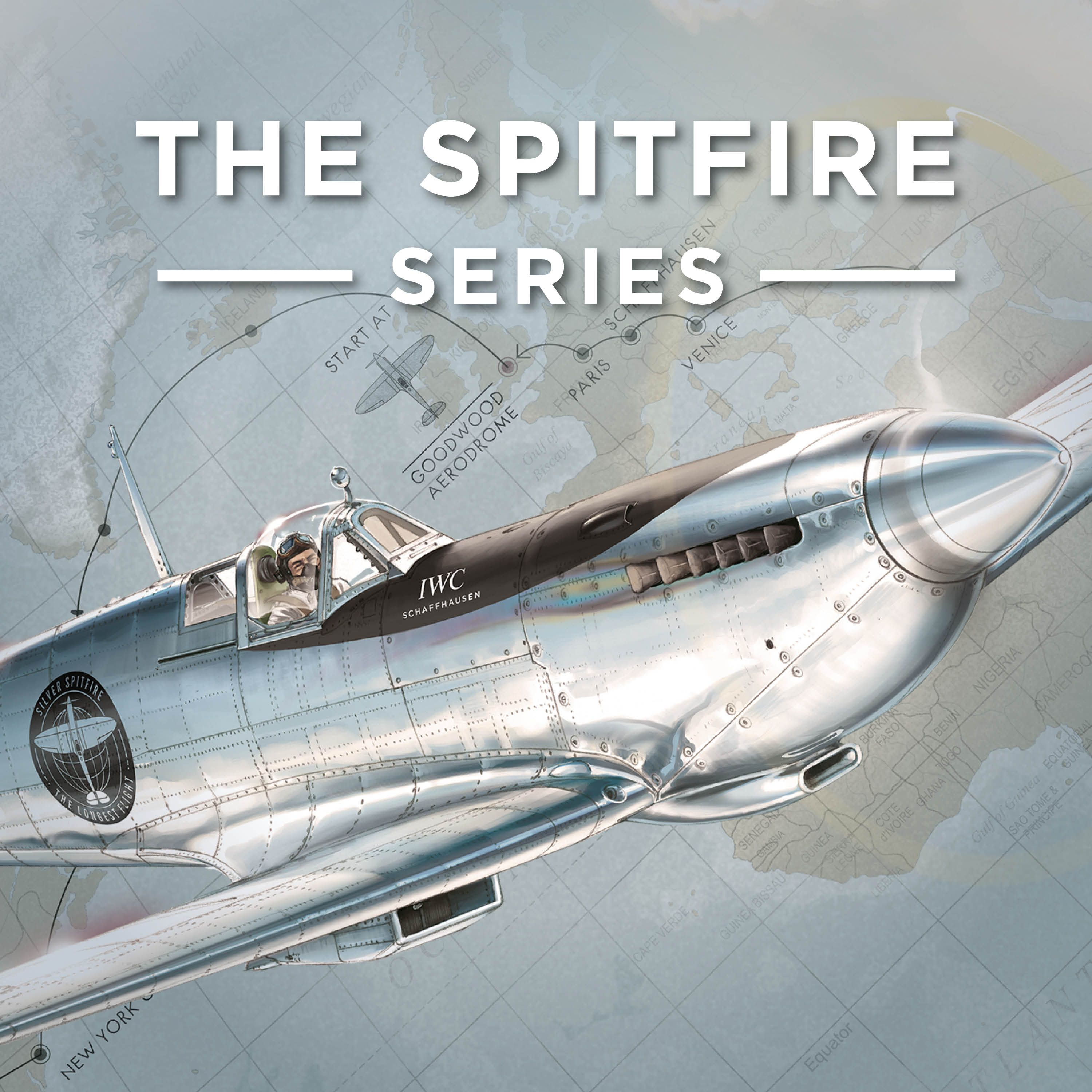 Restoring a Spitfire, with Martin Overall