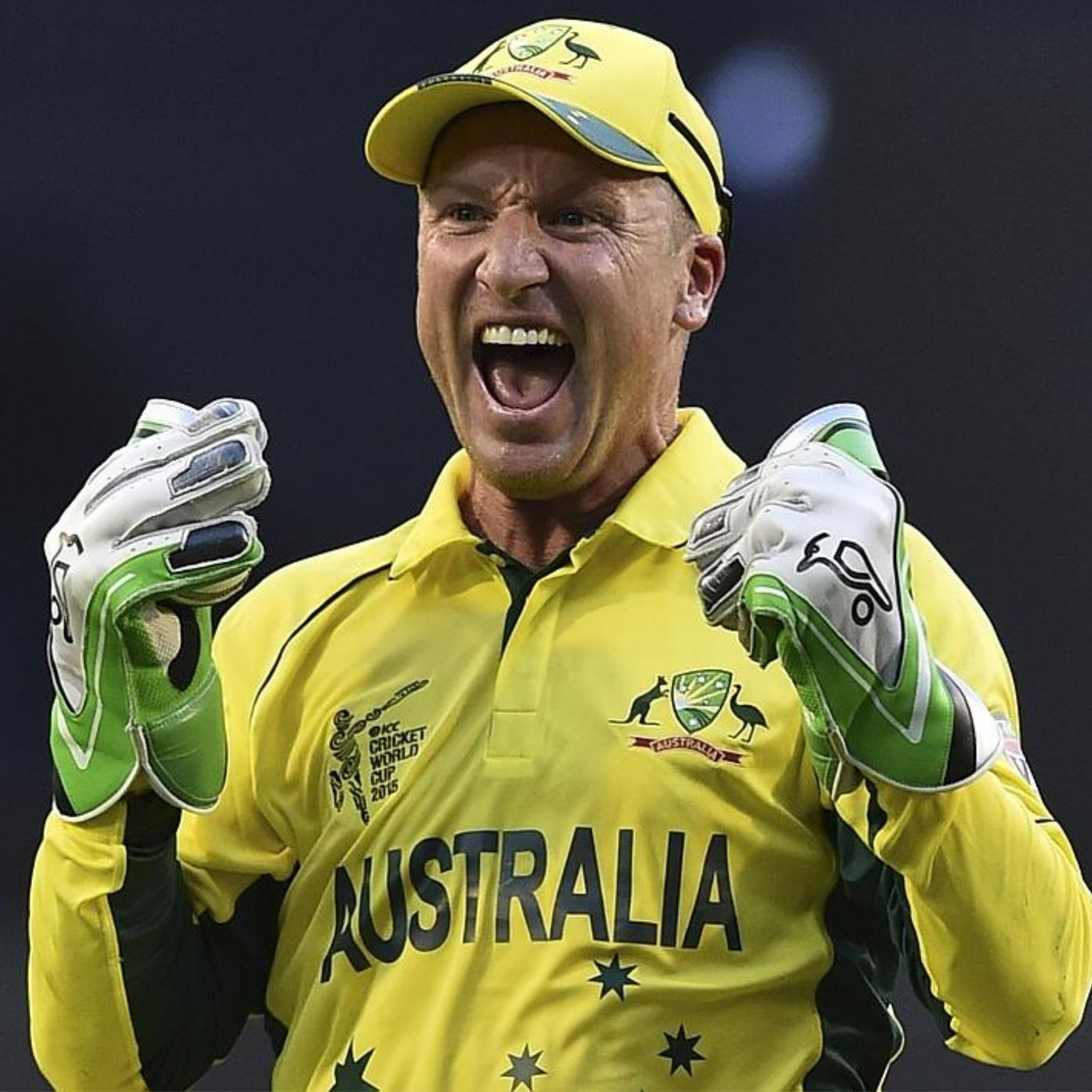 Brad Haddin on following Gilchrist, bringing the energy and keeping it real
