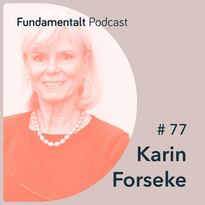 77 - Karin Forseke