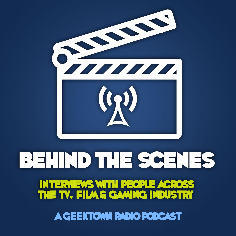 Geektown Behind The Scenes Podcast 16: David Bateson - Voice Of 'Hitman's Agent 47 Interview