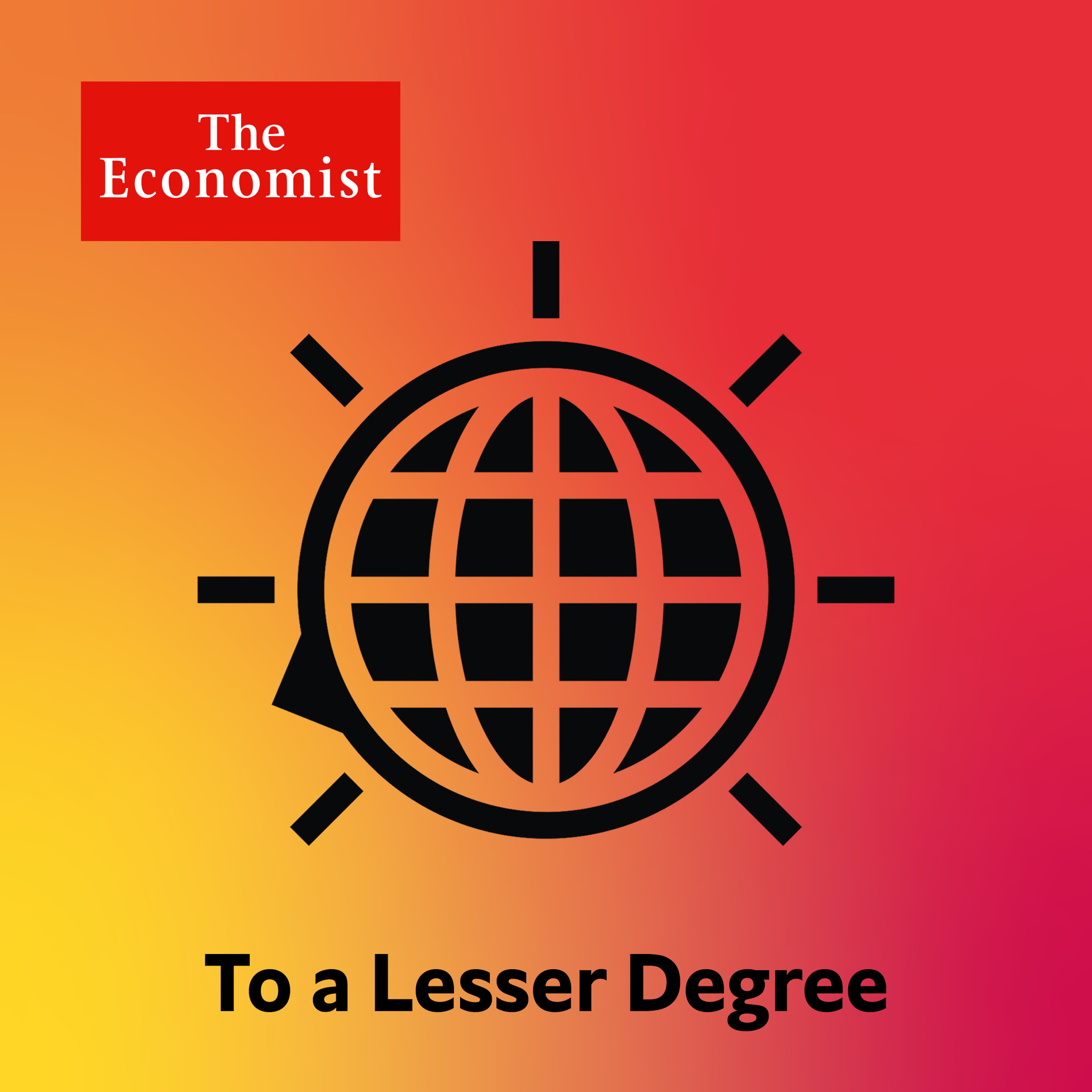To a Lesser Degree: Going in reverse