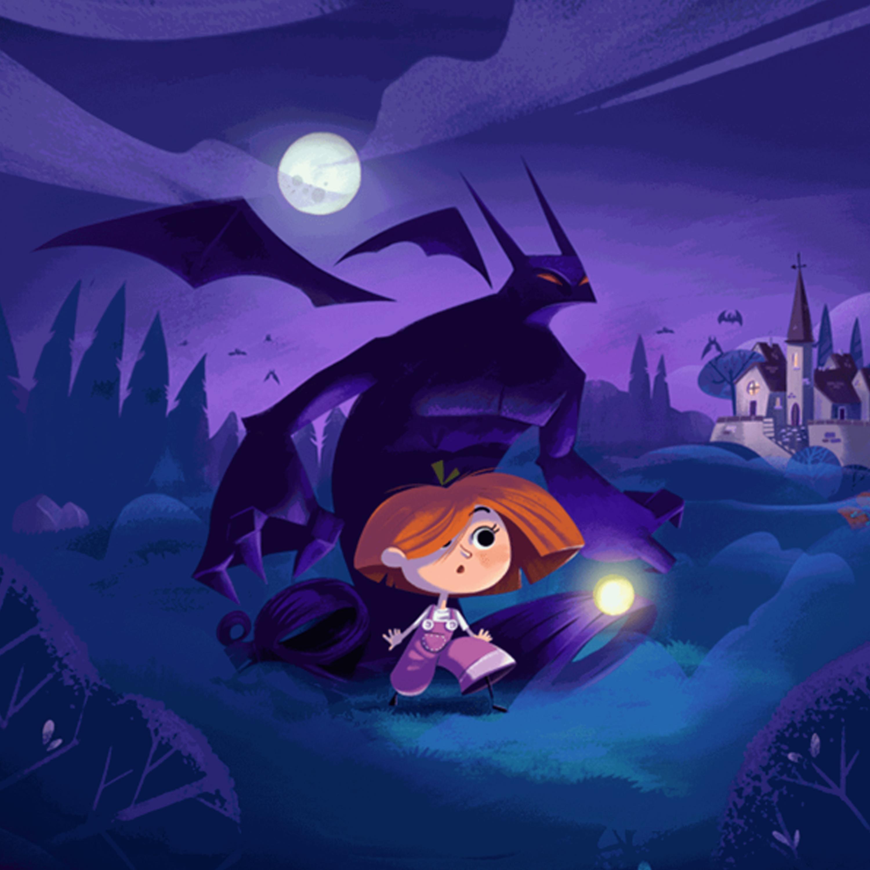 [Rediff pour Halloween 👻🎃💀] Louison et le démon