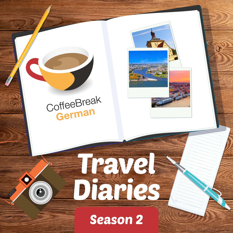 CBG Travel Diaries 2.05   Mittelalterliches Flair