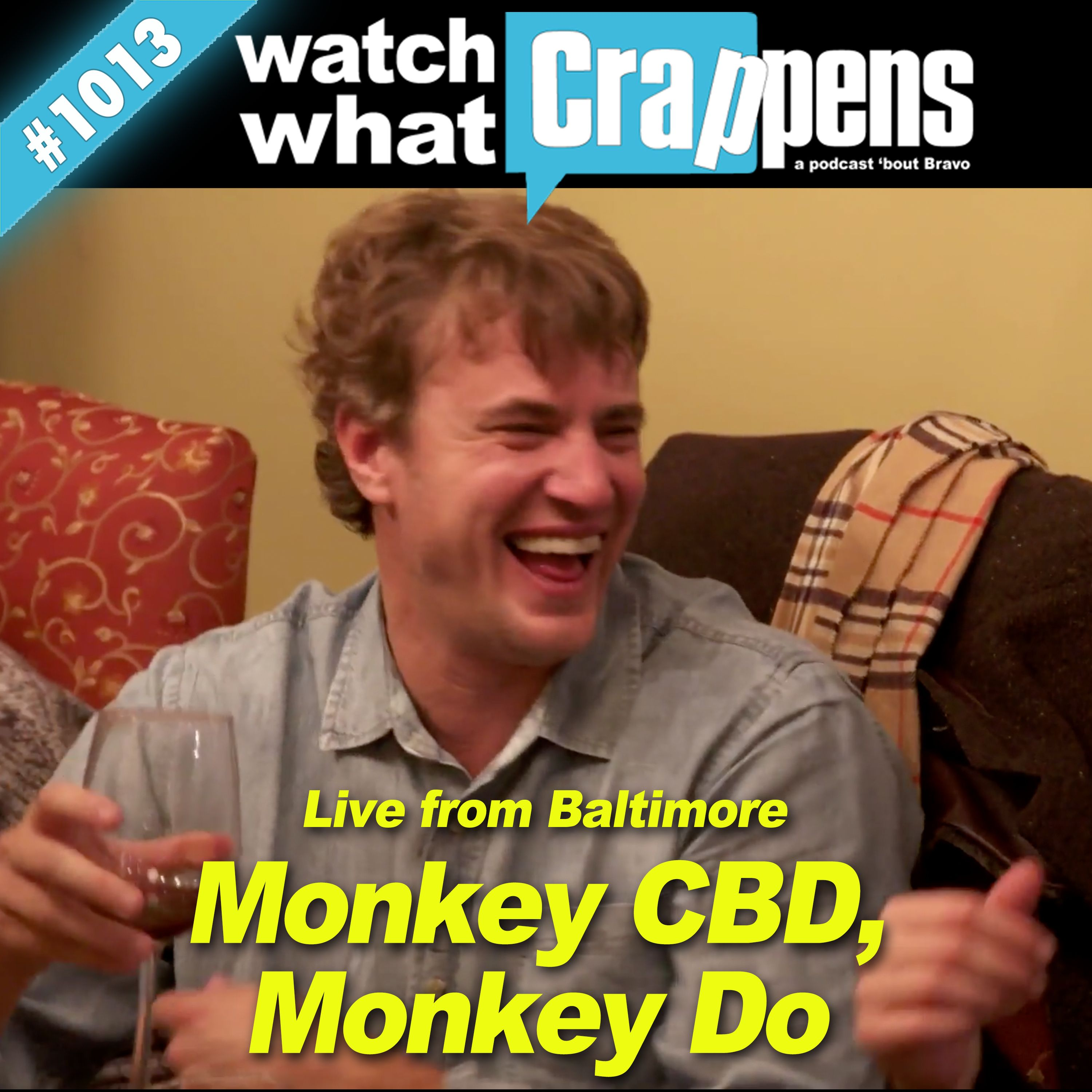 SouthernCharm: Monkey CBD, Monkey Do - Live from Baltimore