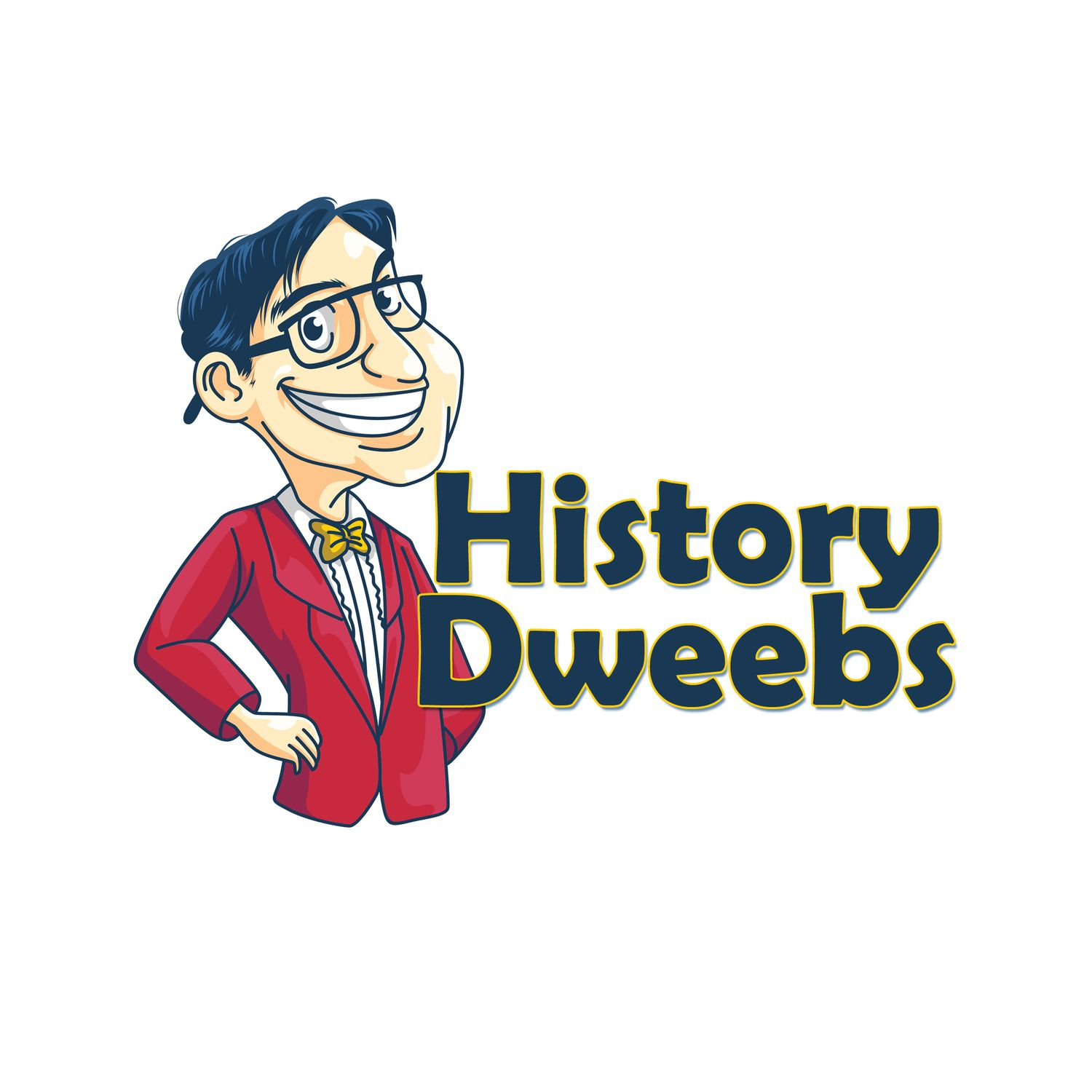 History Dweebs - A look at True Crime, Murders, Serial Killers and the Darkside of History Logo