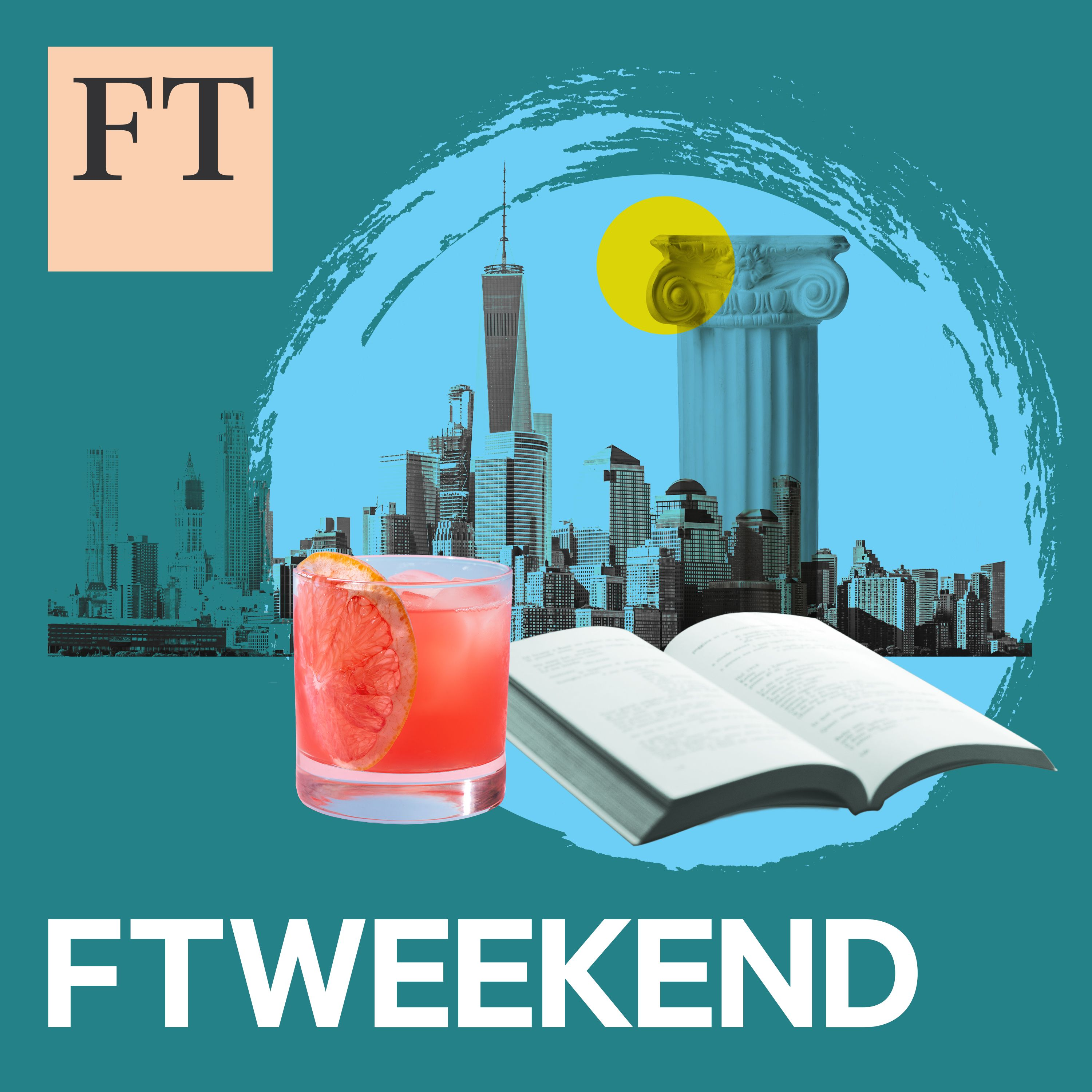 Trailer: Introducing the FT Weekend podcast