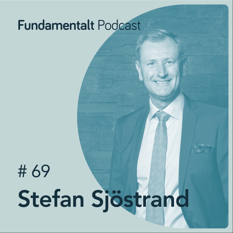 69 - Stefan Sjöstrand