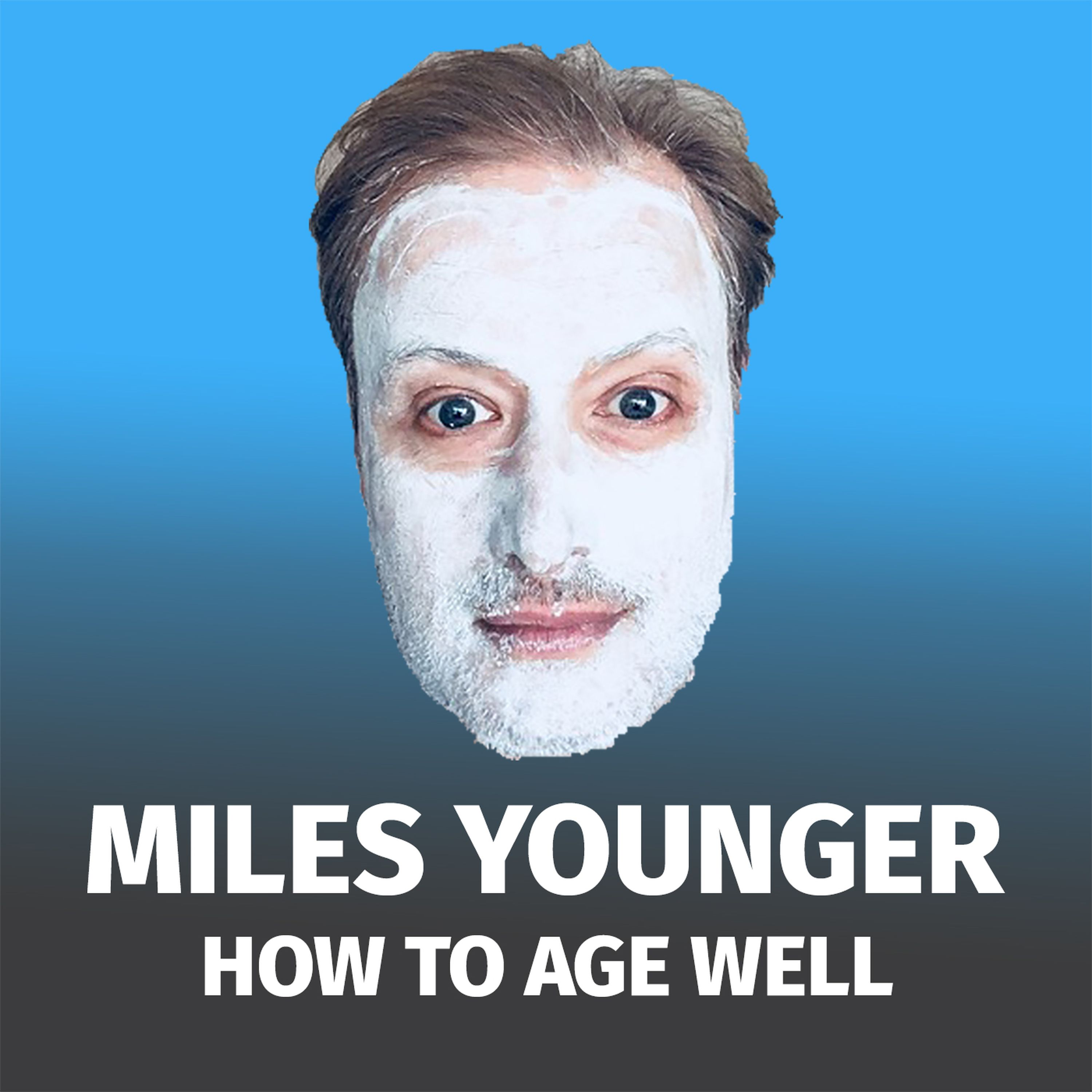 Miles Younger - How to Age Well - HIV & Ageing