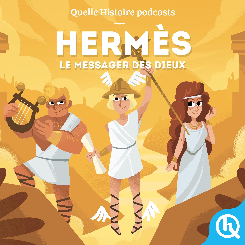 Hermès, le messager des dieux